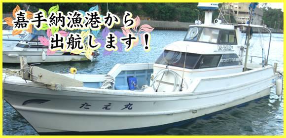 半日船釣り体験ツアー