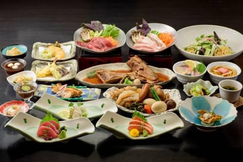 寿司食べ放題ランチ「贅沢寿司三昧」&「オーダーバイキング」