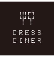 DRESS DINER